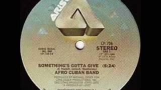 Afro-Cuban Band - Something