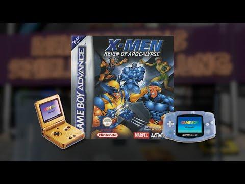 Gameplay : X-Men: Reign of Apocalypse [Gameboy Advance]