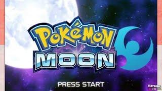 Pokémon Moon for 3DS ᴴᴰ Fขll Playthrough