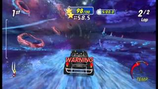 Excite Truck S-Rank Playthrough - Mirror Difficulty Diamond Cup
