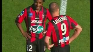 OGC Nice - Metz (2007-2008)
