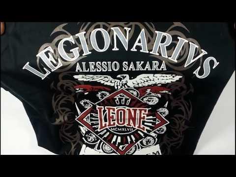 Майка Leone Legionarivs Black