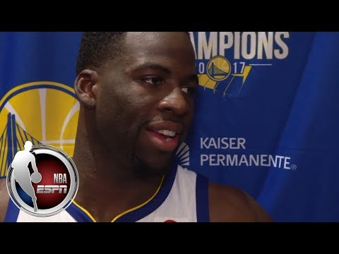 Draymond Green reveals issues in loss to Boston Celtics | NBA on ESPN