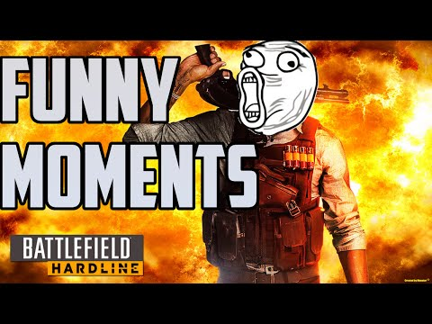 Battlefield Funny Moments: Booby Traps, Blind Twitch Girl, Stuck LAVs, Fruits