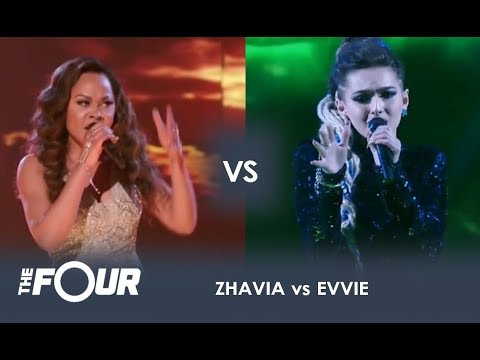 Zhavia vs Evvie: THE BATTLE OF THE SEASON!!! | Finale | The