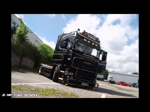 """Scania R560 V8 """"Norman Lichy Transporte"""""""