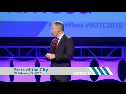 State of the City 2015