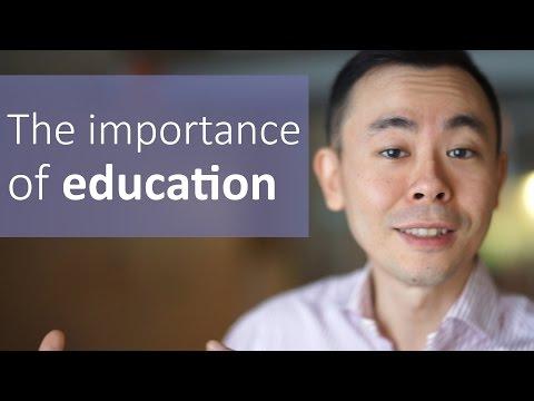 The importance of education | Hello Seiiti Arata 35
