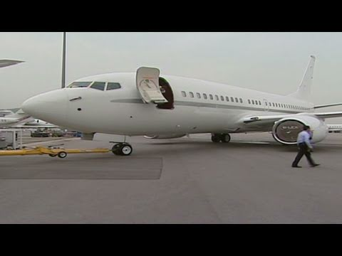 CNN: China's private jet industry soars