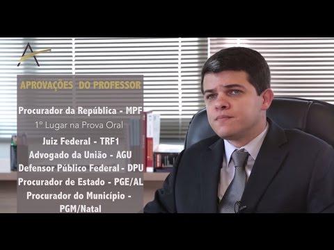 Prova Oral - Dicas e entrevista com Prof. Marcelo Lage (aprovações MPF, TRF, AGU, DPU, etc)
