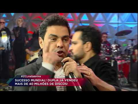Zezé di Camargo e Luciano levantam a plateia com sucesso É o Amor