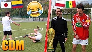 Le plus drole des coupe du monde challenge !!
