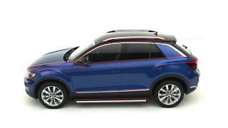 2019 Volkswagen T Roc Interior & Exterior Look