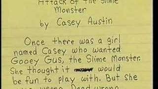 Ghostwriter- Attack of the slime monster part 1 1/3