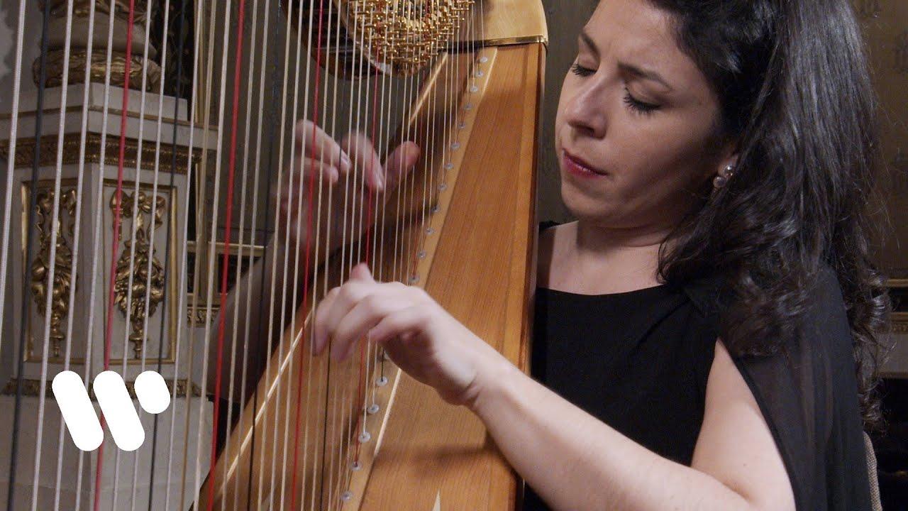Anneleen Lenaerts plays Liszt: Les Préludes, S. 97 (transcribed for harp)