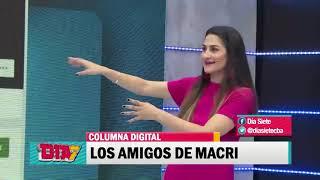 ¿ Macri tiene Seguidores falsos? - Columna Digital - Adrián Soria - 23/09/18
