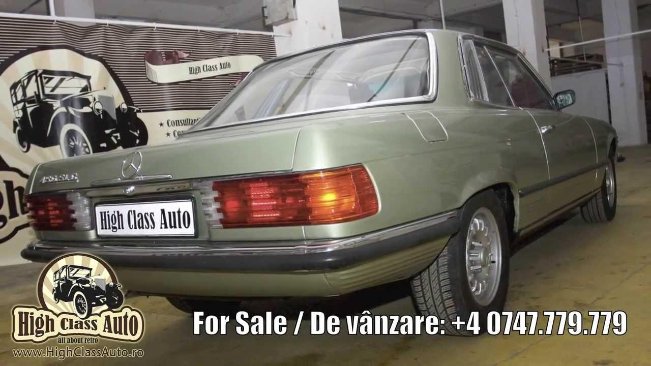 Mercedes Benz 450 SLC 1972 For Sale De Vanzare High