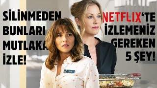 NETFLIX'te İzlemeniz Gereken 5 Şey #9 // Netflix Önerileri Haziran 2019
