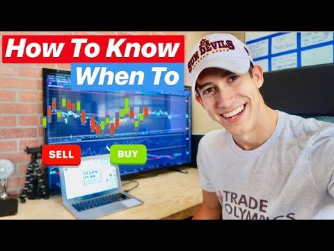 How To Know To Buy & Sell A Stock   Ricky Gutierrez