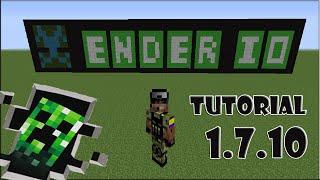 Tutorial de Ender IO 1.7.10   Spawners Automaticos y Teletransportacion