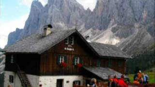 Dolomites Hiking Trip Vacations in the Italian Alps. Dolomite Travel Video