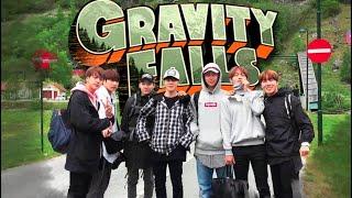 BTS RUS CRACK - [GraВити falls]