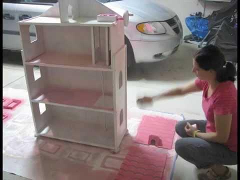 Doll House Renovation Youtube