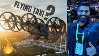 Flying Taxi Is Here - Bell Nexus First Look - Uber