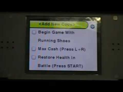 Action Replay: Pokemon Pearl