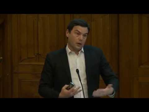 "Thomas Piketty,: ""Capital in the 21st Century."""