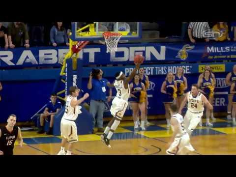 Jackrabbit Journal Video Blog: Rebounds