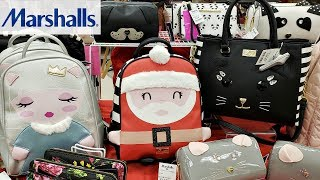 SHOP WITH ME MARSHALLS CHRISTMAS HANDBAGS GIFTS 2018