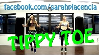 Dance Fitness with Sarah Placencia - Tippy Toe