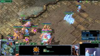 PZvsPZ  Funy game with friend 2 oracle pressure mass phoenix lift off a whole army