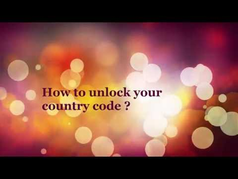 How to Unlock Country Code of your Mobile Phone when you change country
