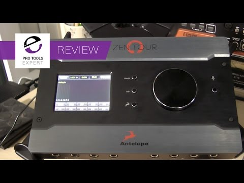 Review   Antelope Audio Zen Tour