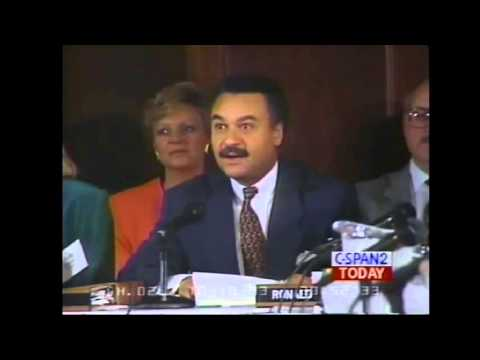 Ron Brown Second Meeting of PCSD