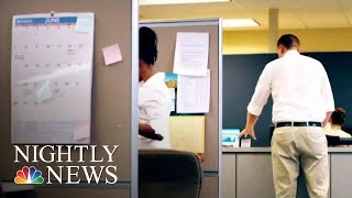 New Study Shows Just How Stressed Out American Really Are | NBC Nightly News