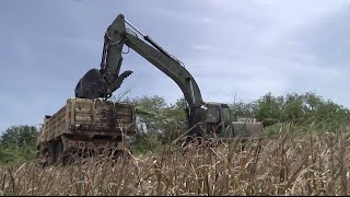 Oklahoma Guardsmen provide engineering services and backup hurricane relief