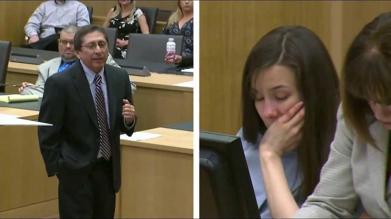jodi arias trial juan martinez closing statement