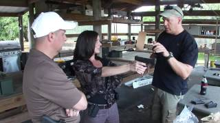 Special Forces Weapons Training - Handgun