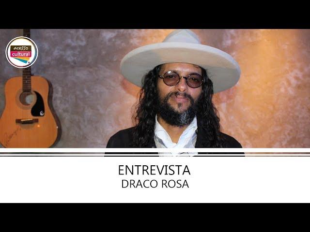 ENTREVISTA COM EX-MENUDO, DRACO ROSA