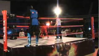 astros del ring 01 blaster & Payaso vs Super Ninjas