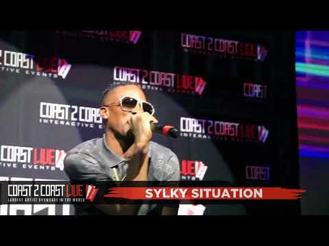 Sylky Situation Performs at Coast 2 Coast LIVE | Miami Edition 2/22/18 - 2nd Place
