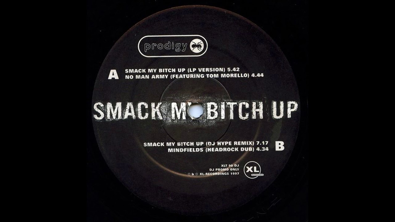 The Prodigy, Smack My Bitch Up Banned Music Pics