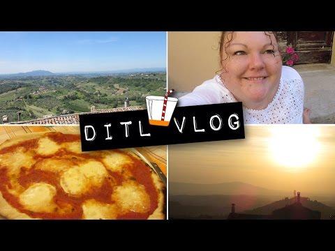 Benvenuti in Italia - DITL Vlog - May 2015