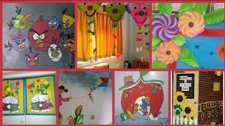 Beautiful School decorations ideas    decorate your school in attractive way  