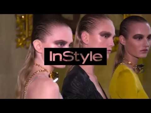Dior Cruise 2017 Front Row Interviews: Kiernan Shipka and Juno Temple