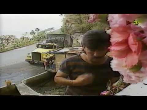Carreteras peligrosas en Colombia. Año 1992