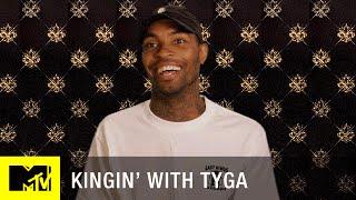 Kingin' with Tyga | Tyga's Right Hand Man 'King Trell' Drops Truth Bombs Bonus Clip | MTV